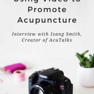 How one acupuncturist is using video to help thousands of people understand acupuncture... and boosting her own clinic in the process! Interview with the Founder of AcuTalks, Isang Smith. www.MichelleGrasek.com